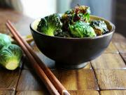Fried Brussels Sprouts Recipe