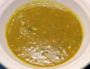 Cold Split Pea Soup With Mint