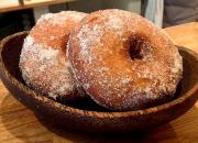 Whole Wheat Doughnuts