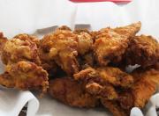 Spicy Batter Fried Chicken