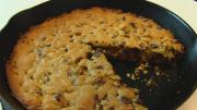 Bettys Chocolate Chip Iron Skillet Cookie 1016438 By Bettyskitchen