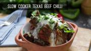 The Recipe Show By Rattan Direct Slow Cooker Texas Beef Chili 1019905 By Thefoodchannel