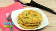 Bhaat Na Poodla Recipe In Gujarati 1018300 By Tarladalal