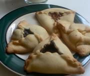 Orange Poppy Hamantaschen