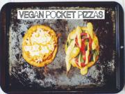 Vegan Pocket Pizza Banner