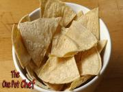 Home Made Tortilla Chips