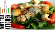 Grilled Chicken Caesar Salad 1017211 By Tdjtx