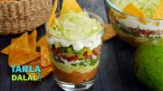 7 Layered Mexican Dip 1018737 By Tarladalal