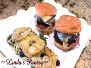 Hawiian Turkey Sliders