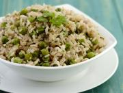 Green Peas And Mint Pulao Low Cholesterol Recipe By Tarla Dalal