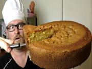 Giant Pound Cake Recipe