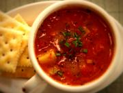 Tasty Manhattan Clam Chowder