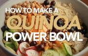 How To Make A Quinoa Power Bowl 1019604 By Thefoodchannel