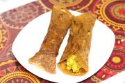Farali Aloo Masala Dosa For Upvas Vrat Fasting Recipe 1018331 By Bhavnaskitchen