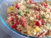 Summer Salad Recipe Easy Quinoa Salad Indian Style
