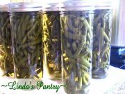 Home Canning Green Beans