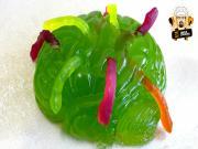 Halloween Gummy Zombie Brain