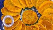 Pumpkin Blinis