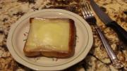 Egg And Cheese Sandwich On Texas Toast