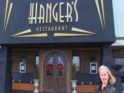 Betty At Hangers Restauarant