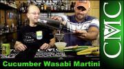 Cucumber Wasabi Martini