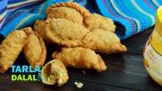 Mawa Karanji Diwali Sweet 1018679 By Tarladalal