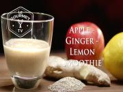 Apple Ginger Lemon Smoothie