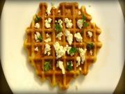 Savory Quinoa Waffles