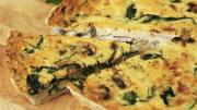 Spinach And Ham Quiche Recipe 1005851 By Videojug