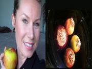 Crockpot Coconut Cashew Apples