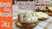 Cashew Cheese Spread