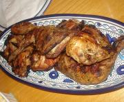 Barbecued Chicken 1