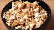 Caramel Nut Popcorn One Pot Chef