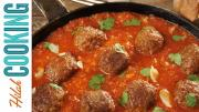 Homemade Meatball Recipe How To Make Meatballs