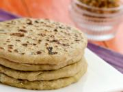 Date And Sesame Puranpoli Pregnancy Recipe By Tarla Dalal
