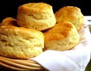 Golden Brown Biscuits