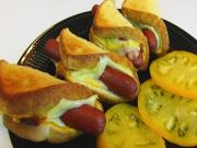 Bettys Cheese Hot Dogs