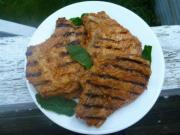 Grilled Yogurt Marinated Pork Chops Recipe For Fathers Day