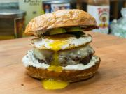 Huevos Rancheros Burger 1016074 By Smokyribs
