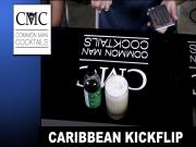 Caribbean Kick Flip Cocktail