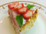 Bettys Coconut Strawberry Pie