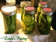 Super Easy Refrigerator Pickles