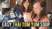 Easy Thai Tom Yum Soup Recipe 1015575 By Hopscotchtheglobe
