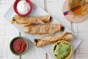 Vegetarian Baked Taquitos 1016365 By Weelicious
