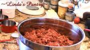 Homemade Elk Chorizo