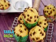 Chocolate Chip And Mango Muffin