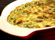 Deluxe Spinach Bake