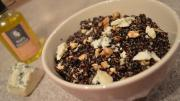 How To Cook Blue Cheese Walnut And Organic Black Quinoa Stuffing 1019558 By Cookingwithkimberly