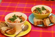 Minestrone With Fresh Herbs Copy