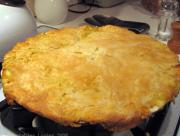 Chicken Pie With Wild Mushrooms